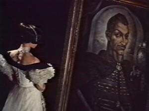 """Кадр из фильма """"Дикая охота короля Стаха"""" (1979)"""