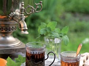 Музей чая в Иркутске