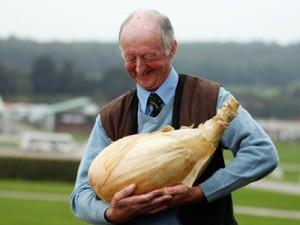 Гигантская луковица в Англии