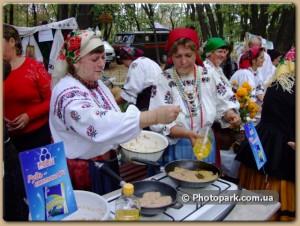 Международный фестиваль дерунов