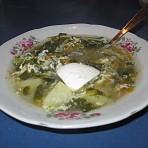 Суп са шчаўя