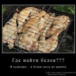 Барбекю из курицы