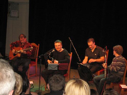 Концерт Алексея Шедько в Минске