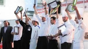 Белорусская премия Golden Chef
