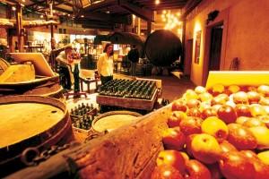 Яблочный сидр в Стране Басков