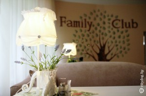 Новое кафе Family Club