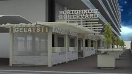 Рынок Portofino's Gourmet Boulevard