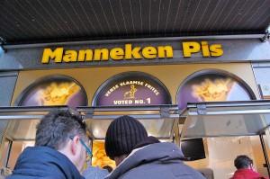 Голландское кафе Manneken Pis