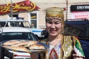 Ярмарка хлеба в Улан-Удэ