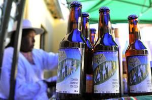 Пиво из листьев коки