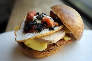 Австралийский бутерброд