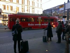 Пивной трамвай, Брно