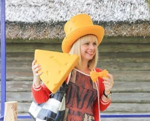 Фестиваль сыра под Минском
