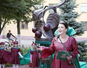 Вишнёвый фестиваль в Глубоком