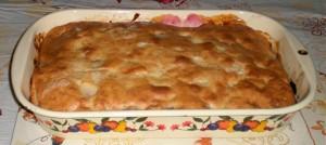 Удмуртский пирог Сырчинянь