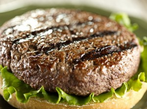 гамбургер из искусственно выращенного мяса