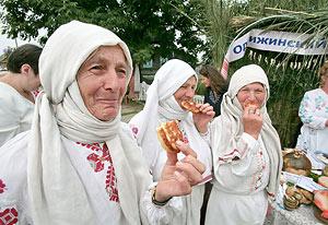 """VI Международный кулинарный фестиваль """"Мотальскія прысмакі"""""""
