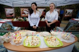 Фестиваль сыра в Гродно