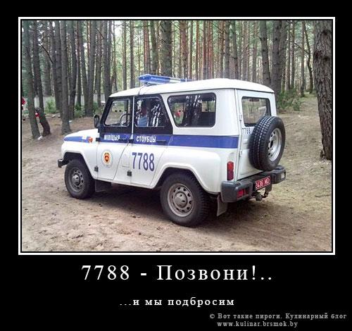 7788 – Позвони и мы подбросим!