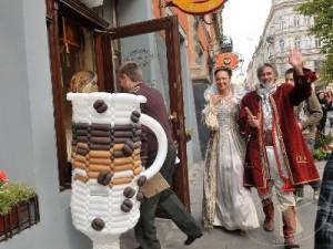Фестиваль кофе состоится во Львове
