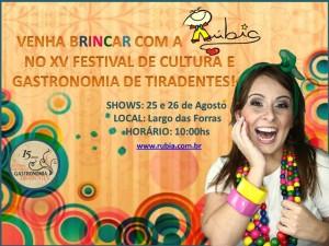 Festival de Cultura y Gastronomía Tiradentes