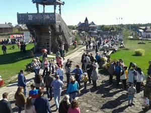 Фестиваль ухи в Тобольске