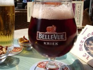 Пиво Kriek