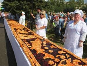 Черничный пирог из РыбинскаЧерничный пирог из Рыбинска