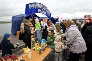 Фестиваль картошки в КостромеФестиваль картошки в Костроме