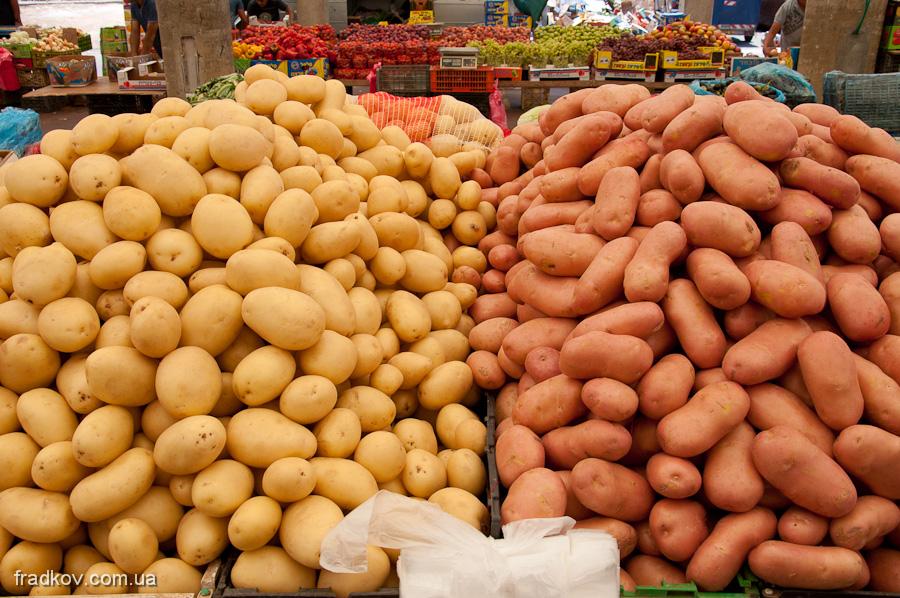Израильский картофель