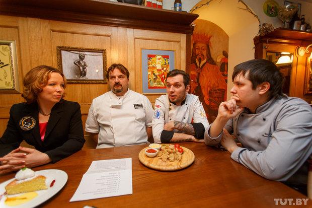 Белорусские повара