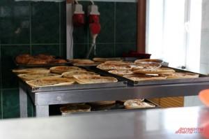 Закрытая Пицца из «татарского Макдональдса»