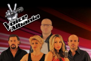 Наставники проекта The Voice of Albania