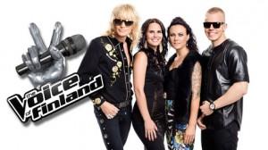 Наставники проекта The Voice of Finland