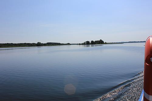А вот и само озеро «Дривяты» - самое большое озеро на Браславщине