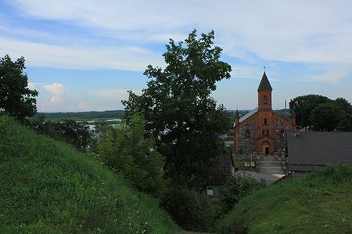 Костёл Девы Марии в Браславе