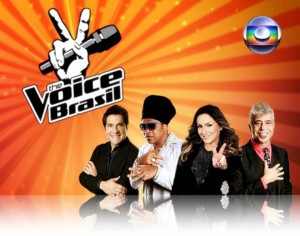 Наставники шоу The Voice Brasil