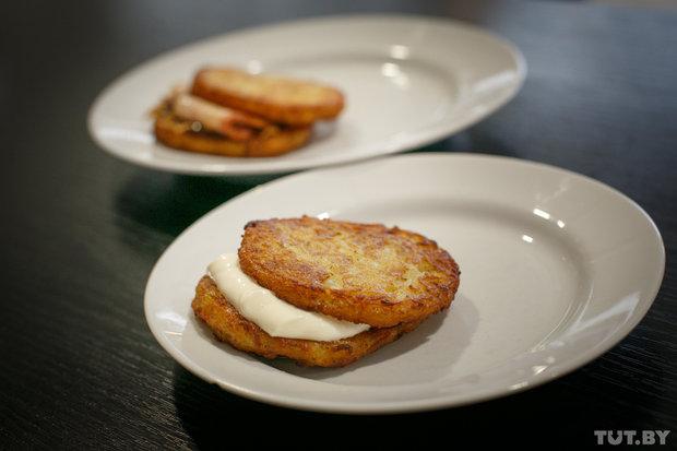 КартоFan со сливочным соусом. 140 граммов