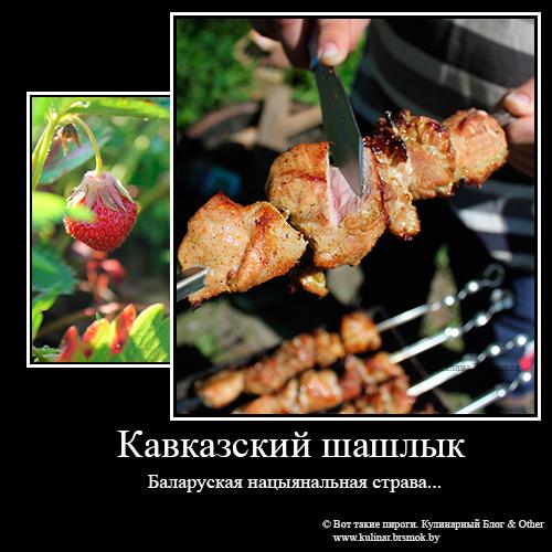 Кавказский шашлык