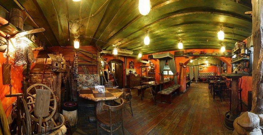 Ресторан «Талака» в Минске