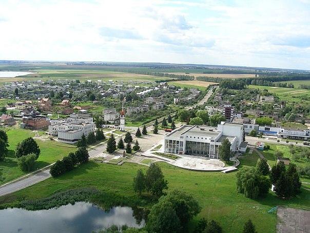 Деревня Мышковичи. Кировский район