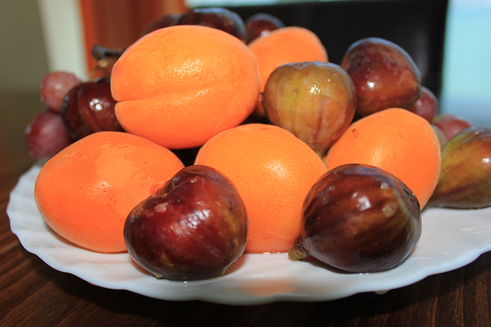 Болгарские фрукты
