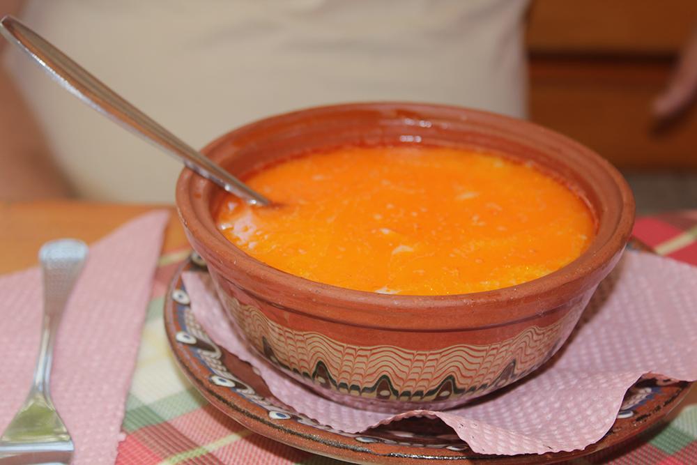 Суп из рубца