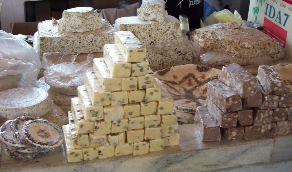 Orient_sweets_(special_halva)_Samarkand,_Siyab